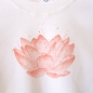 Preview: ・Lotus Flower・Newborn Baby-T-Shirt watercolor drawing